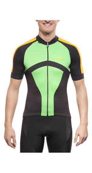 Etxeondo Oin S/S Jersey Men green/orange